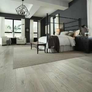 Bedroom flooring
