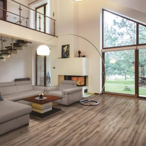 Beautiful view in living room from window | Neils Floor Covering