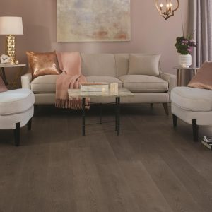 Laminate flooring of living room | Neils Floor Covering