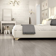 Bedroom Hardwood flooring | Neils Floor Covering