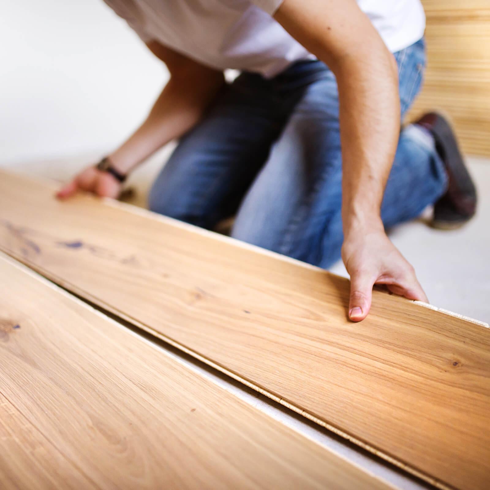 Installing Laminate flooring   Neils Floor Covering