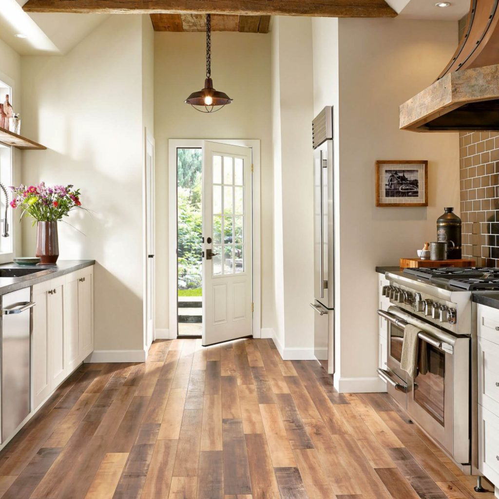 Hardwood In Your Kitchen | Neils Floor Covering